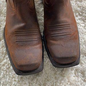 Ariat Shoes - Men's Ariat Rambler Square Toe - 13D